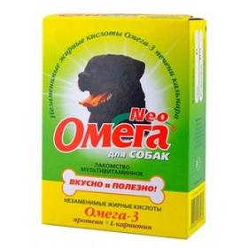Вітаміни Омега Нео Протеїн для собак