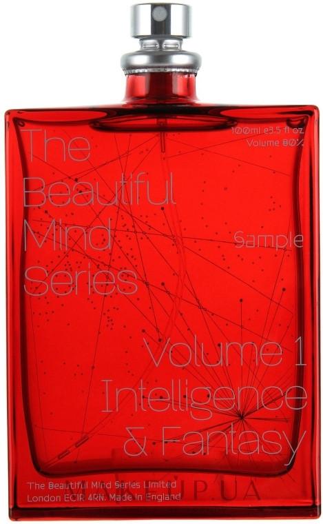Тестер унисекс Escentric Molecule The Beautiful Mind Series Volume1