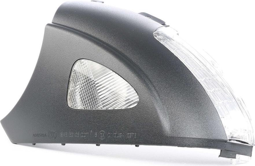 Указатель поворота Skoda Yeti 2009-2014/Volkswagen Sharan 2010-/Tiguan 2007- левый (+подсвкетка) в зеркале
