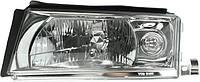 Фара передняя Skoda Octavia Tour 9/2000-2012 левая H4 авт.регул. (без противотум.)  665-1106L-LDBEM