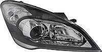 Фара передняя Kia Cee'd/Pro Cee'd 2010-2012 правая эл.+корректор H1/H7/HPY21W/W5W 223-1135R-LDEM2