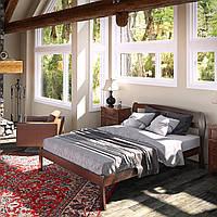 Кровать деревянная Айрис ТМ Sentenzo