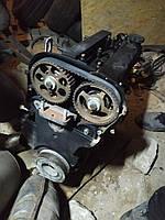 Двигатель мотор двигун 1,4 бензин  16V  головка ,коленвал, поршень, поддон , шатун