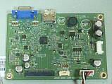 Платы от LED монитора 23.8 HP 24w (1CA86AA) поблочно, в комплекте (повреждена матрица)., фото 4