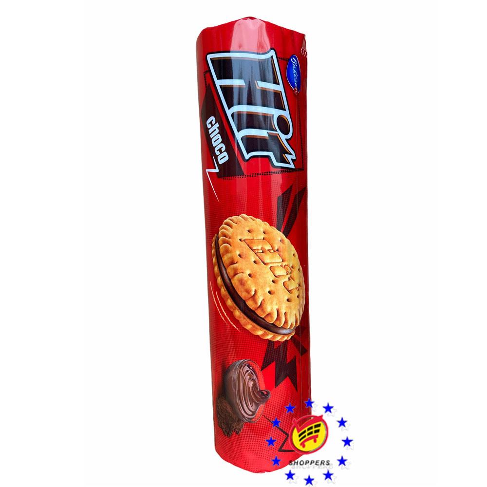 Печенье Hit с начинкой Шоколад 220 г