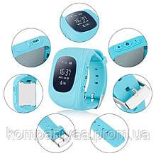 Детские Smart часы Q50 с GPS