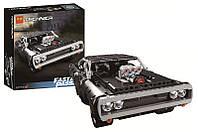 """Конструктор Lari TECHNIC 11511 """"Dodge Charger Домініка Торетто"""" з фільму """"Форсаж"""" 107 Деталей."""