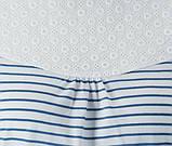 Красивая футболка, топ с вышивкой от tcm Tchibo (чибо), Германия, размер укр 54-58, фото 3