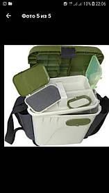 Ящик для зимней рыбалки Акватек 1870  рыболовная сумка, товары для рыбалки Подарок рыбаку