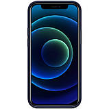 Магнитный силиконовый чехол Nillkin для iPhone 12 mini (5.4″) Flex Pure Pro Magnetic Case Blue, фото 3
