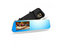 Відеореєстратор дзеркало DVR DV 460 2 камери