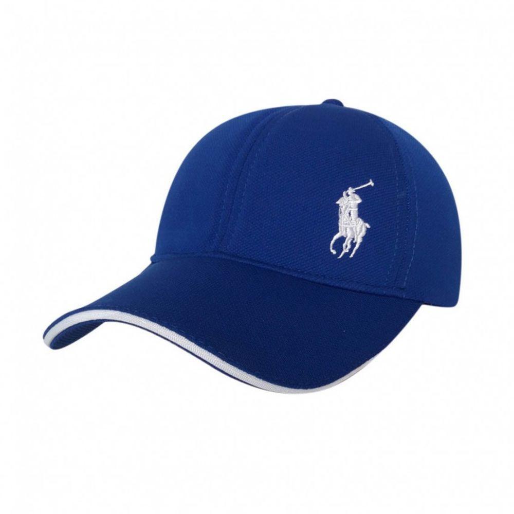 Мужская кепка с логотипом Polo R.L.