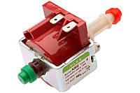 Помпа для кофеварки вибрационная сквозная Ulka UL16 (16W, 220V)