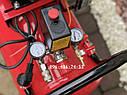 Компрессор воздушный ременной Edon OAC-100/2400 2.4кВт 440л/мин, фото 3