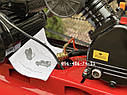 Компрессор воздушный ременной Edon OAC-100/2400 2.4кВт 440л/мин, фото 10