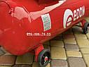 Компрессор воздушный ременной Edon OAC-100/2400 2.4кВт 440л/мин, фото 9
