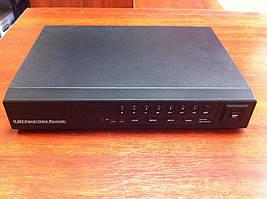 Муляж (корпус) стационарного охранного 8-ми канального видеорегистратора DVR (модель 8508AV)