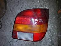 Б/у фонарь задний правий Ford Fiesta 1991
