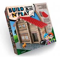 Детская игрушка Конструктор нового поколения BUILDNPLAY Дом BNP-000-01
