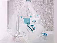 Постельное белье в детскую кроватку Хлопок (TM Clasy) Sweetslep, Турция