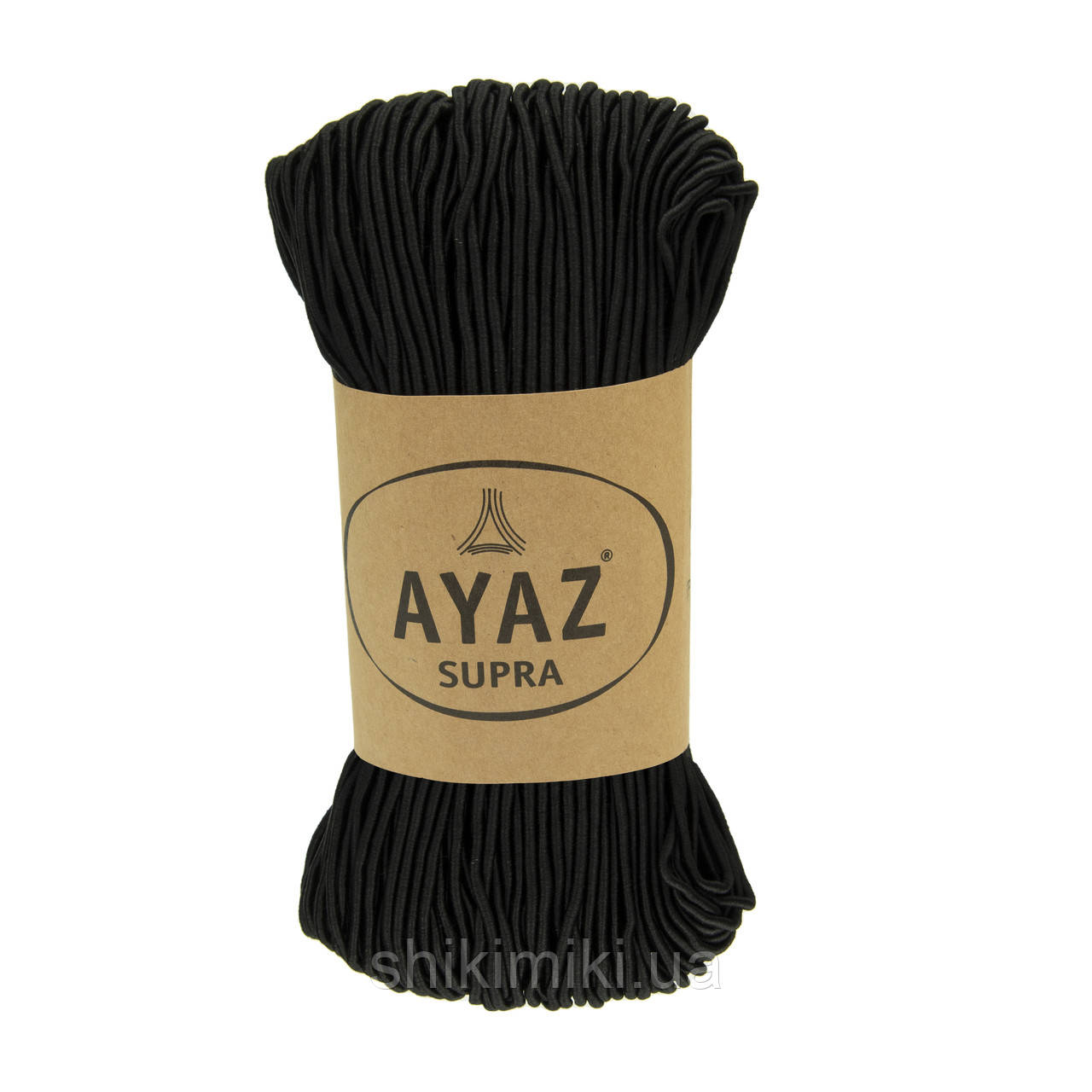 Фантазийный шнур Ayaz SUPRA, цвет Черный