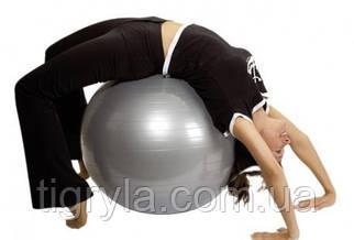 Мяч для фитнеса. Фитбол - 55 см.  Мяч для гимнастики