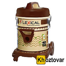 Професійний пилосос з великим пилозбірником LEXICAL LVC-4002 /25л (1 шт/ящ)