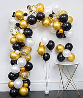Комплект для создания арки из шаров - 85 шаров