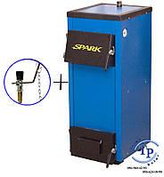 Твердотопливный котел Spark-Heat-М (Спарк - Хит - М) 18 кВт с регулятором тяги