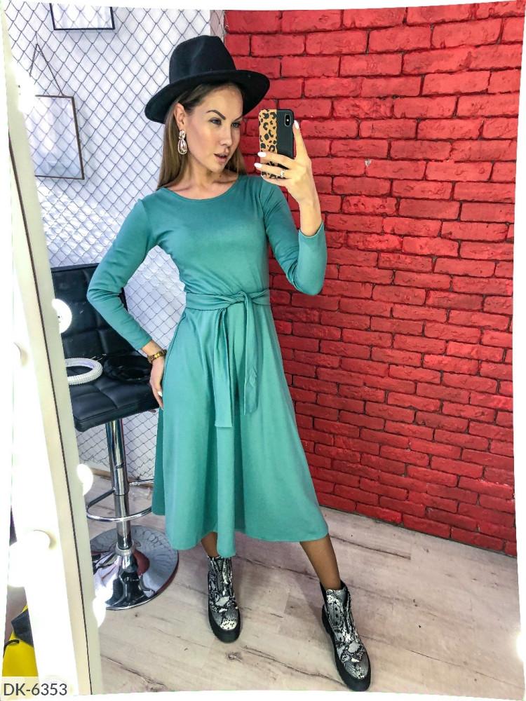 Платье в расцветках (DG-ат 0555)