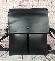 Мужская сумка-планшет Polo с ручкой. Барсетка мужская. Размер(в см) 25 на 20 КС78, фото 1