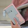 Жіночий гаманець. Яскравий гаманець для дівчат, дівчаток ЕК22