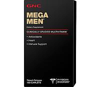 Витаминный комплекс для мужчин GNC Mega Men MULTI 180 капсул