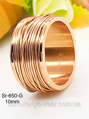КОЛЬЦО STAINLEES STEEL(ПРЕМИУМ) Sr-650(7,8,9,10), фото 2