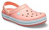 Кроксы женские Crocs Crocband дыня 39 р., фото 4