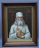 Киот для иконы Луки Крымского, фото 2