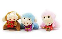 Подвеска с обезьянкой с подарком