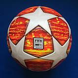 Мяч футбольный Adidas Finale Madrid 19 OMB DN8685 (размер 5), фото 3