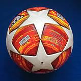 Мяч футбольный Adidas Finale Madrid 19 OMB DN8685 (размер 5), фото 4