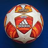 Мяч футбольный Adidas Finale Madrid 19 OMB DN8685 (размер 5), фото 5
