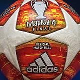Мяч футбольный Adidas Finale Madrid 19 OMB DN8685 (размер 5), фото 7