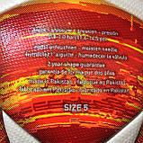 Мяч футбольный Adidas Finale Madrid 19 OMB DN8685 (размер 5), фото 10