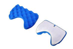 Фильтр пылесоса Samsung (синий поролон) DJ97-01159A