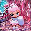Кукла LOL Surprise 1 Серия Crystal Queen - Королева Кристалл, фото 2