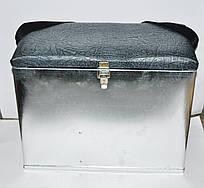 Ящик зимний Оцинкованный (д*ш*в 40*21*30 см)