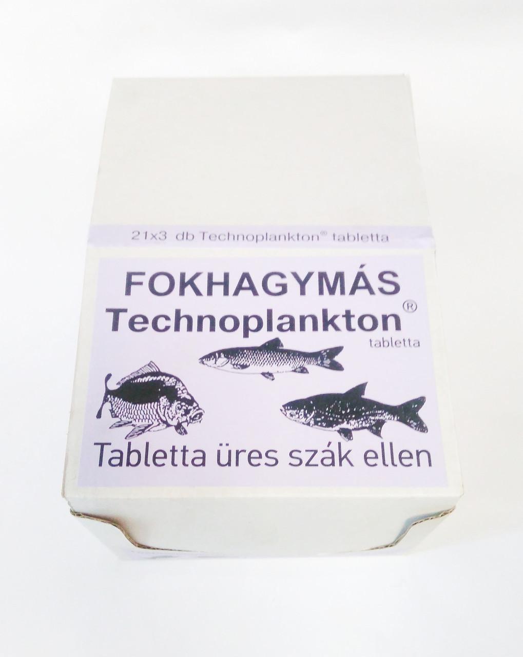 Технопланктон Fokhagymas(чеснок) блок.