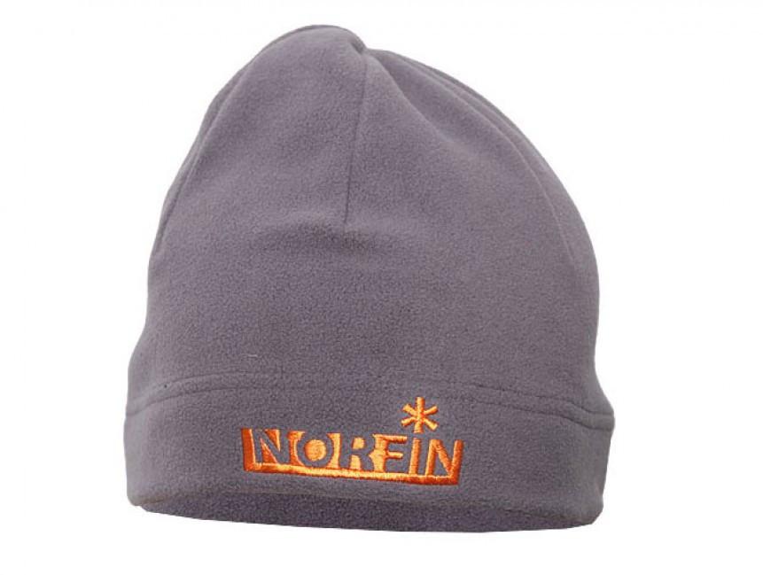 Шапки Norfin Fleece серый LX/59/60