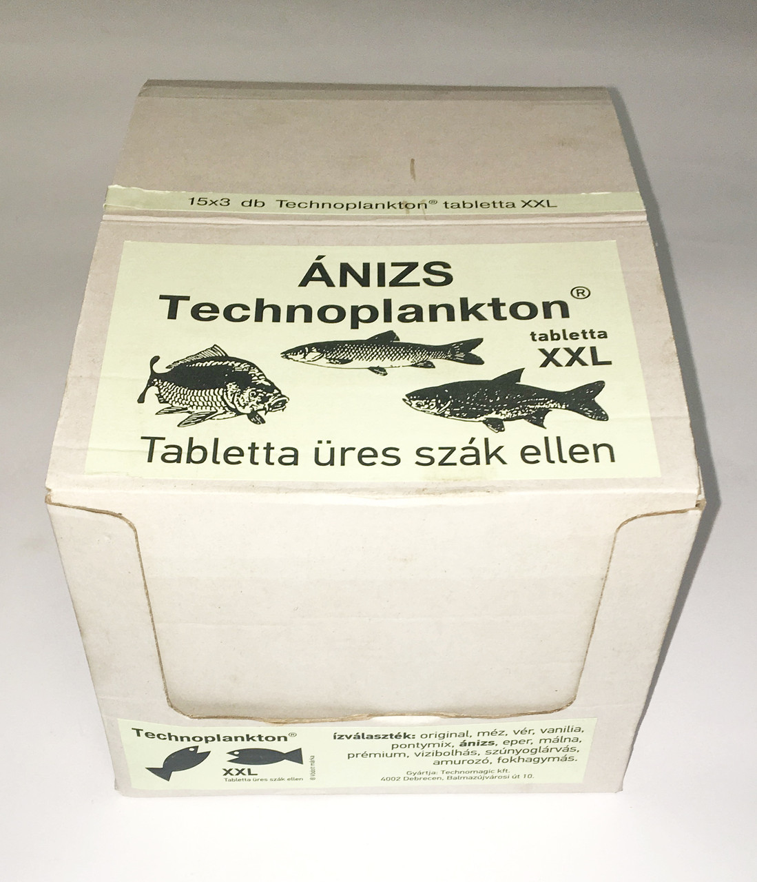Технопланктон tabletta xxl ANIZS
