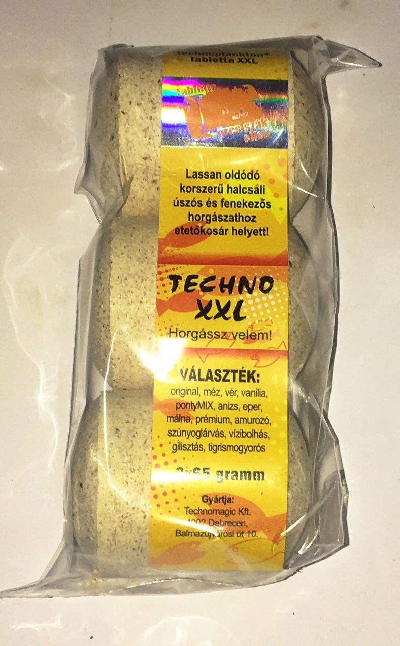 Технопланктон tabletta xxl MEZ