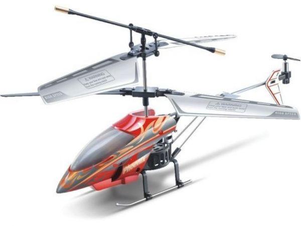 Вертолёт 3-к микро и/к Phantom 6010-2 (Красный)